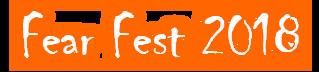 Fear Fest 2018 logo